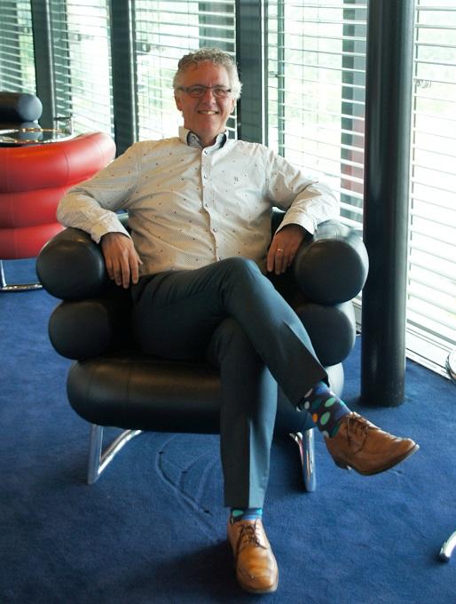vakdiploma aannemer KOB Opleidings- en trainingsmanager René van den Hoeven