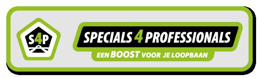 Specials for Professionals
